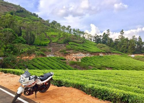 Bike Ride To Megamalai Tour Package Service