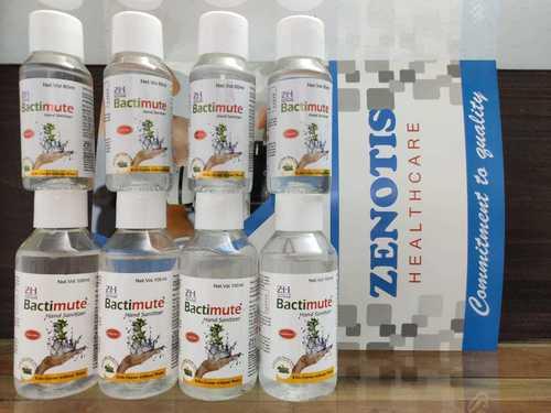 Colourless Liquid Hand Sanitizer