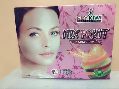 Fly Kiwi Fruit Facial Kit Best For: Daily Use