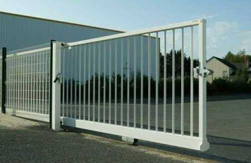 Heavy Duty Rolling Gates
