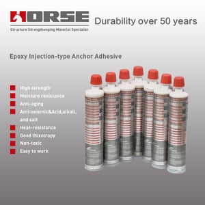 Hm500 Injectable Anchoring Adhesive