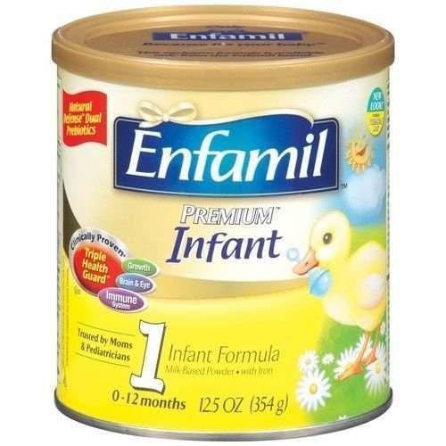 White Infant Formula Baby Milk Powder