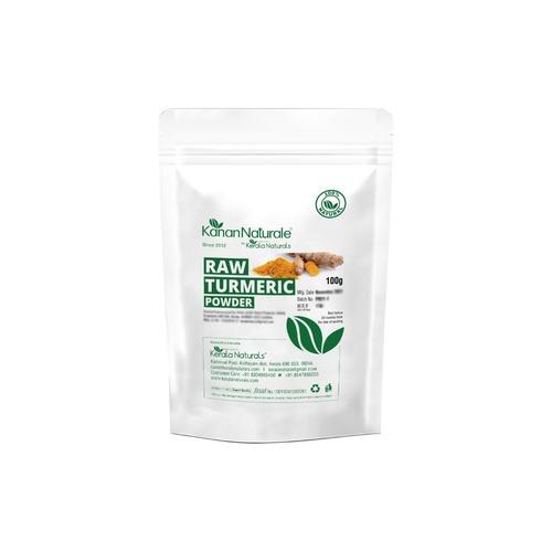 Kerala Naturals Raw Turmeric (Pachamanjal Podi) Powder 50GM Weight: 50 Grams (g)