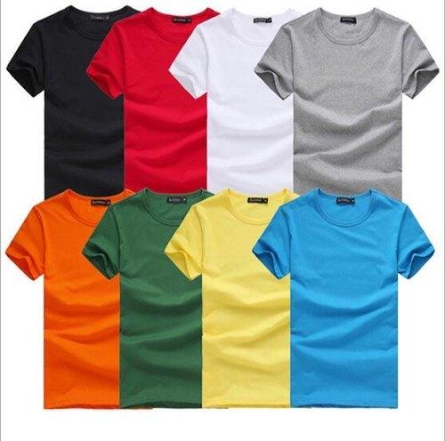 Unisex Round Neck T Shirt