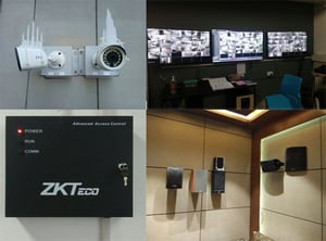 CCTV, Access and PA BGM System