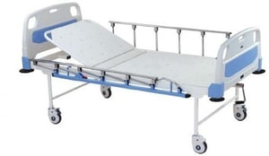 Foldable Hospital Fowler Bed