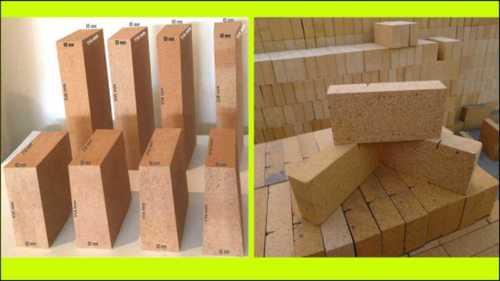 Refractory Ceramic Material Bricks