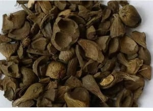 100% Natural Palm Kernel Shell