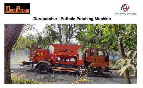 Durapatcher Pothole Patching Machine