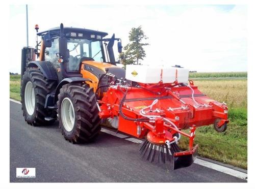 Heavy Duty Automotive Road Sweeper Size: As per specification