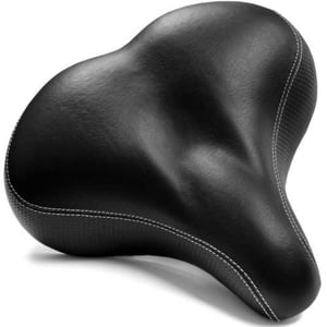 Wide Bicycle Seat Saddle