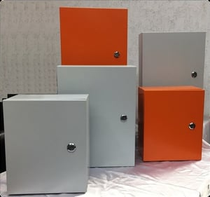 Electrical Enclosure With PU Gasket