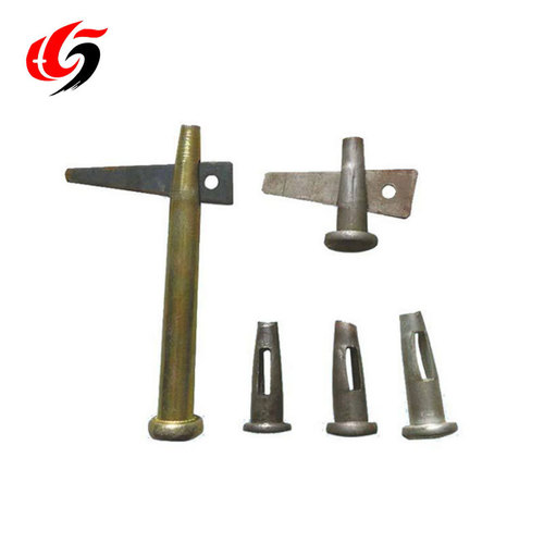 Galvanized Concrete Wedge Stub Pin