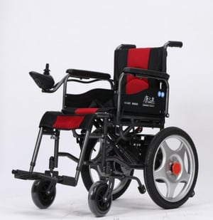 Highly Durable Electric Wheel Chair