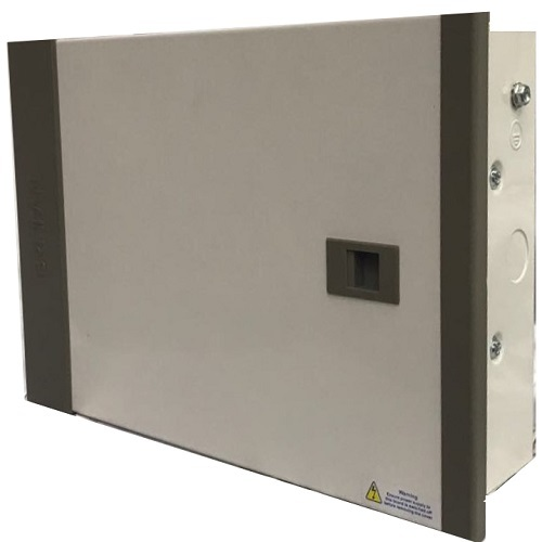 White Rust Proof Mcb Distribution Board
