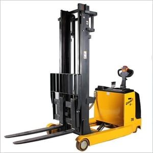 Strong Fully Electric Stackers