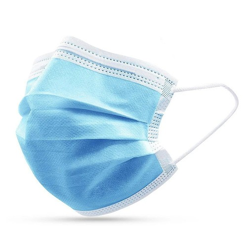 3 Ply Single Use Earloop Disposable Face Mask