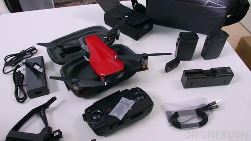 Black DJI Mavic Air 2 Fly More Combo Drone Quadcopter