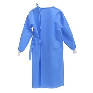 Fluid Resistant Surgical Gown