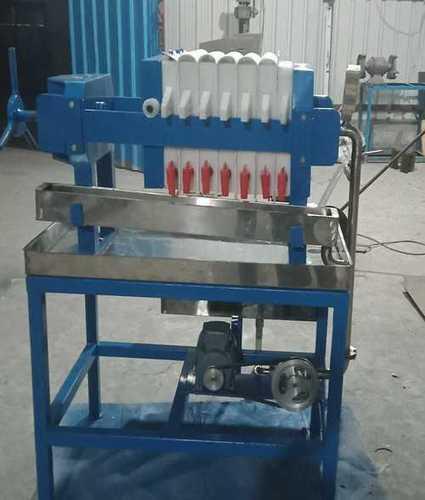 Manual Oil Filter Press 305