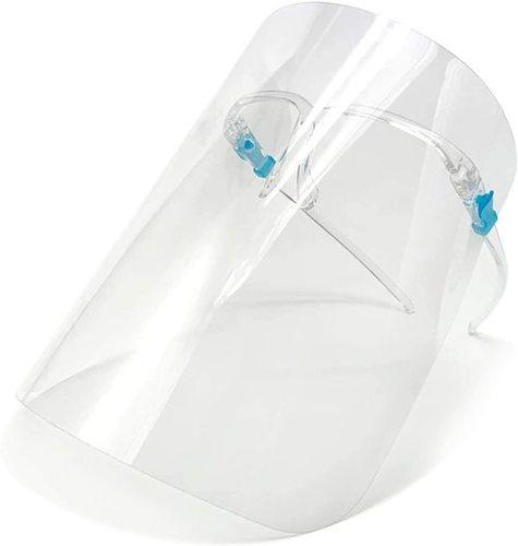 Transparent Anti-Fog 3 Pack Reusable Face Shield