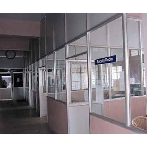 Upvc Fixed Office Partition