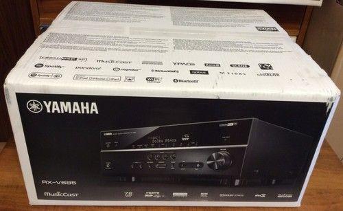 Yamaha RX-V685 7.2 Channel AV Receiver