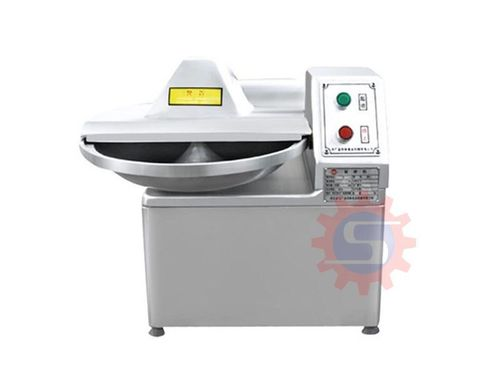 Stainless Steel Automatic Vegetable And Meat Chopping Machine