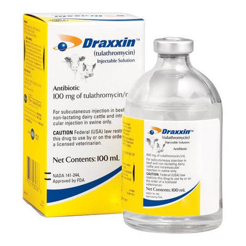 Draxxin Tulathromycin Solution Injection