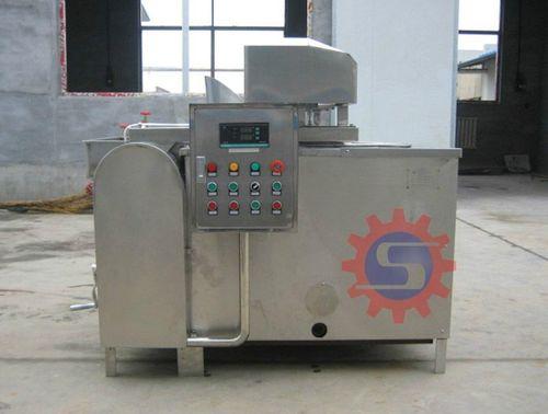 Stainless Steel Electric Conveyor Food Fryer