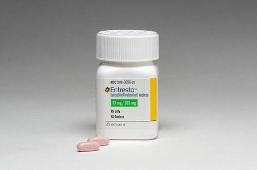 Entresto Sacubitril Valsartan Pill