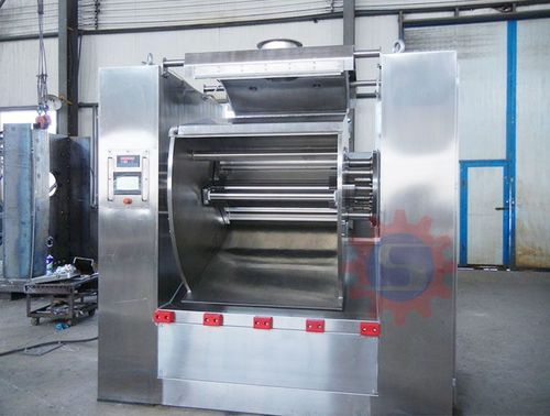 Stainless Steel High Speed Horizontal Dough Mixer