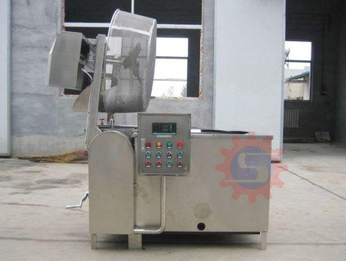 Steel Industrial Gas Food Fryer