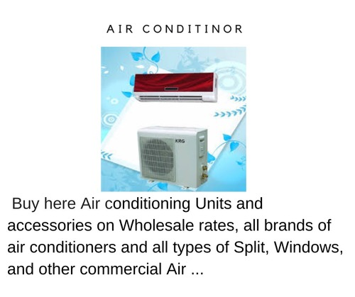 Light Weight Air Conditioner
