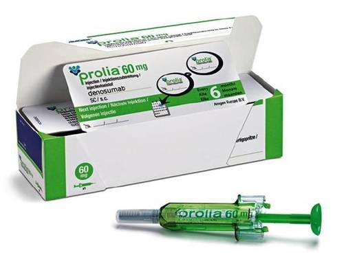 Prolia Denosumab Injection