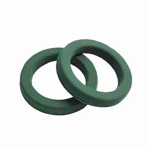 Green Color Designer Wreath Eco-Friendly