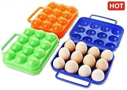 Portable Eggs Carrying Case Box