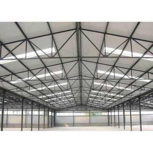 Prefabricated Industrial Steel Shed