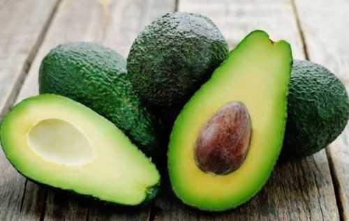 Green A Grade Fresh Avocado