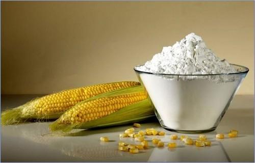 Maize Starch White Powder