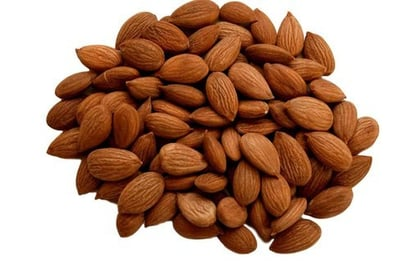 Organic Dried Almond Nuts Certifications: Haccp