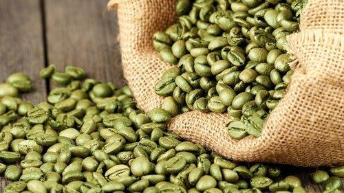 Organic Raw Arabica Coffee Beans