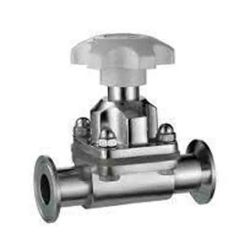 Saunders Valves For Industrial Purposes