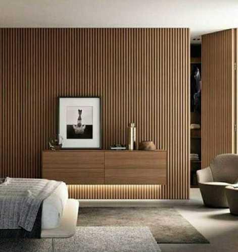 Wooden Colour Moulded Panel