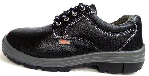 Black Allen Cooper Safety Shoes Weight: 1.20  Kilograms (kg)