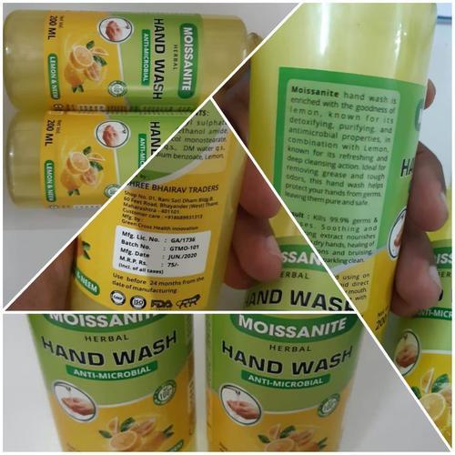 Moissanite Herbal Hand Wash