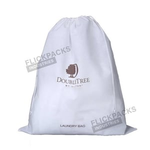 Non Woven Printed Hotel Laundry Bag