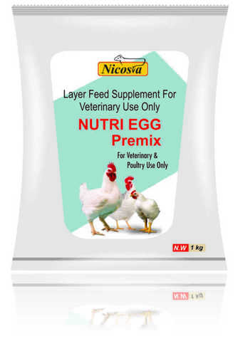 Nutri-Egg Premix Powder