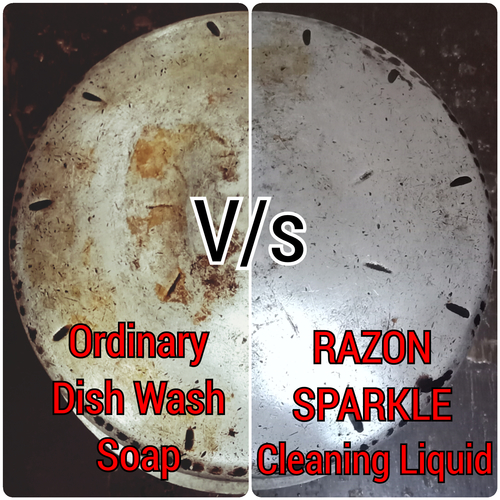 Razon Sparkle Cleaning Liquid