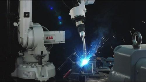 Three Phase ABB TIG Welding Robots